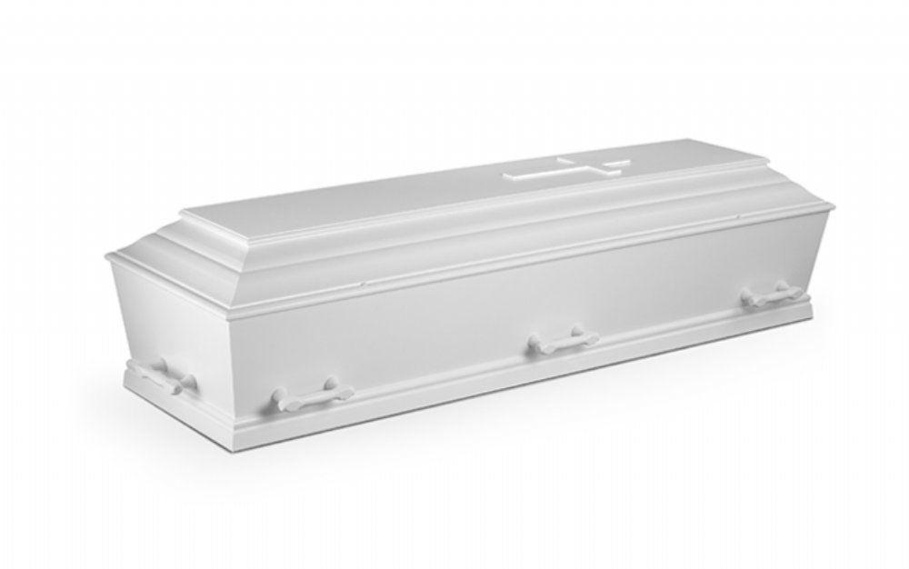 salg af Begravelse uden pynt