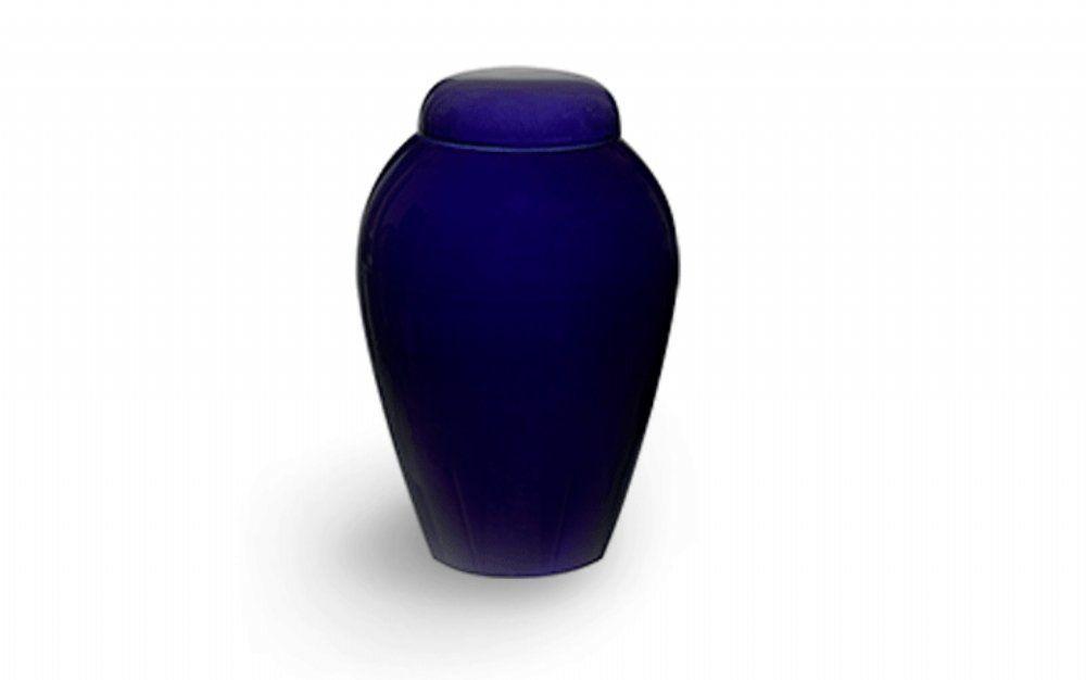 salg af Ler glaseret blå